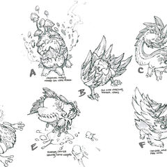Summoner's Rift Update Monsters Concept 6