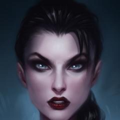 Portret Vayne