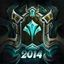 Season 2014 - 3v3 - Platinum profileicon
