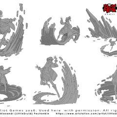 Taliyah Concept 11 (by Riot Artist <a href=