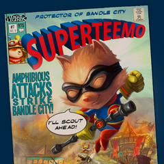 Super Teemo <a rel=