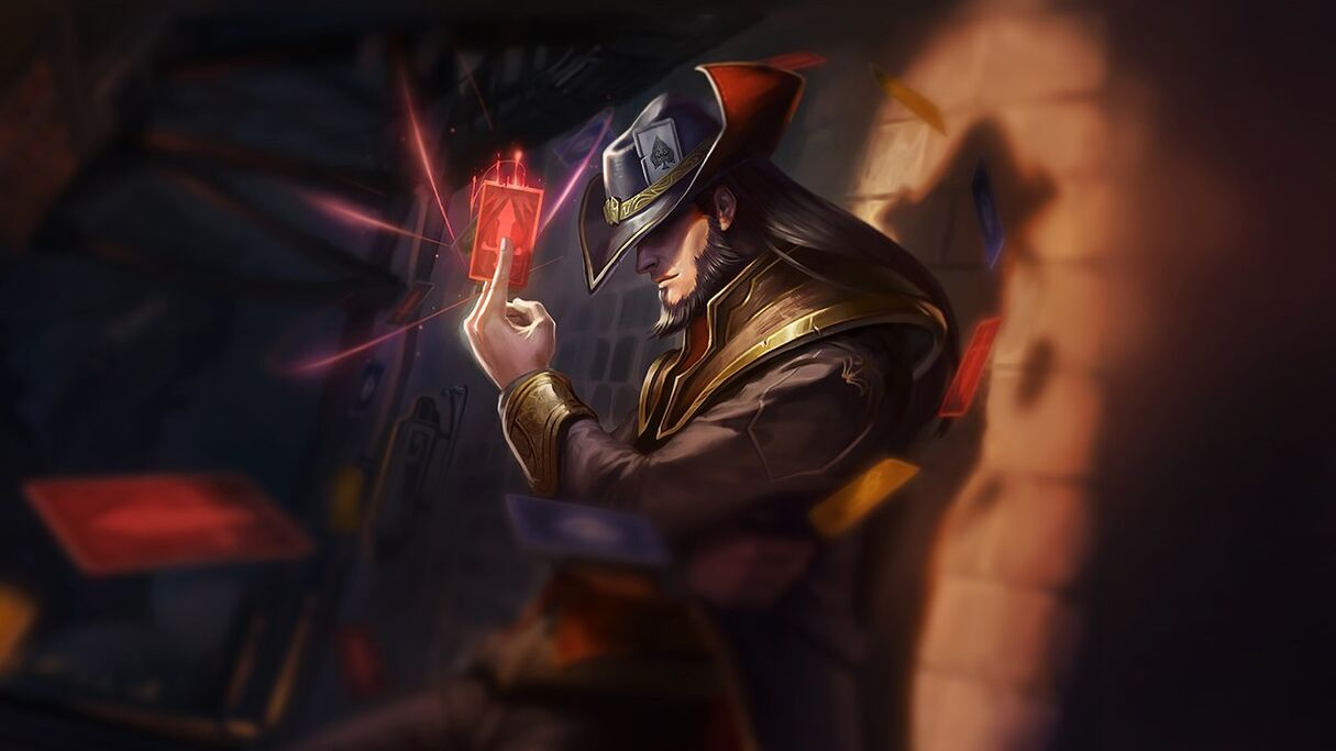 Twisted Fate OriginalCentered