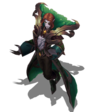 Vladimir DarkWaters (Emerald)