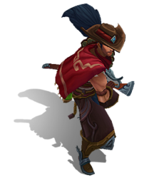 Yasuo HighNoon (Base)