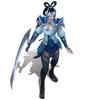 Diana Mondgöttin Diana (Aquamarin) M