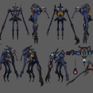 Praetorian Fiddlesticks Update Model