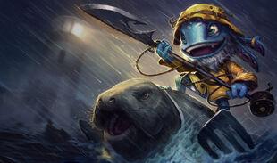 Fizz FishermanSkin