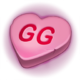 Heart GG Emote
