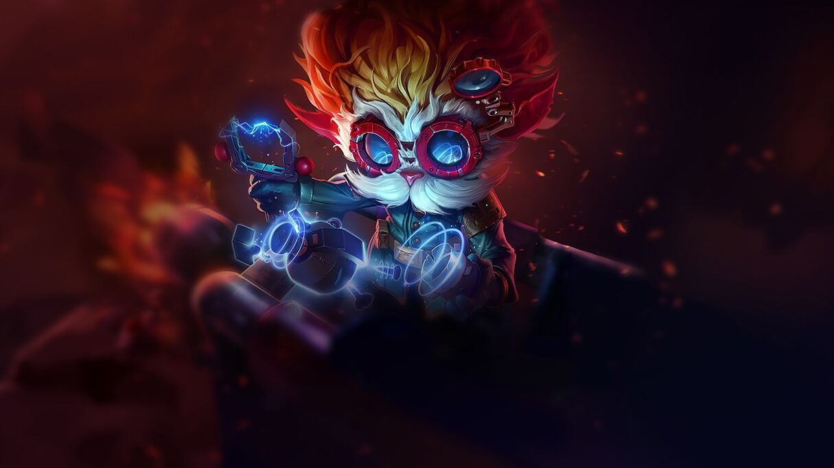 Heimerdinger OriginalCentered