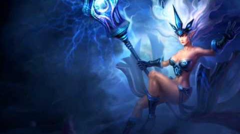 League of Legends Sounds - Old Janna Voice
