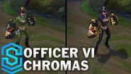 Officer Vi - Chroma-Spotlight
