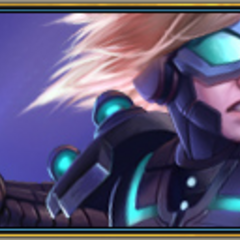 Old Pulsefire Ezreal Profile Banner