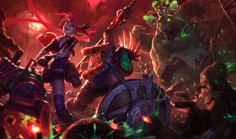 Pantheon ZombieSlayerSkin