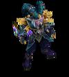 Shaco Arcanist (Aquamarine)