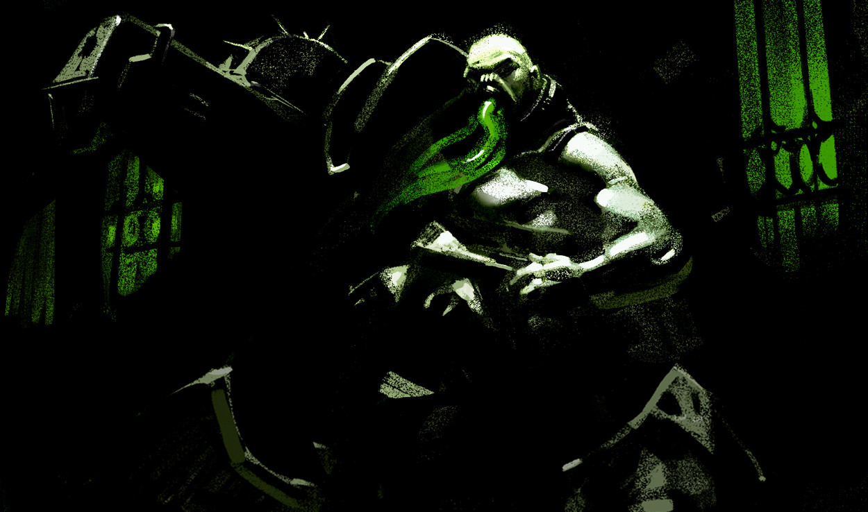 Urgot Update Splash concept 02