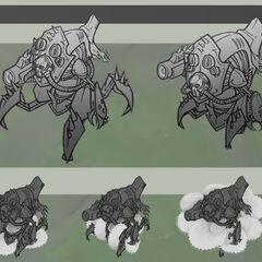 Urgot Update Concept 22 (by Riot Artist <a href=