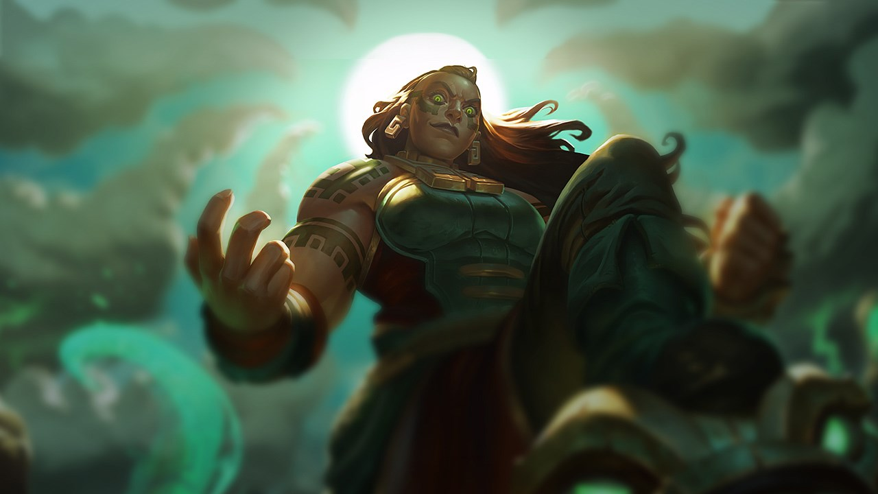 Illaoi OriginalCentered