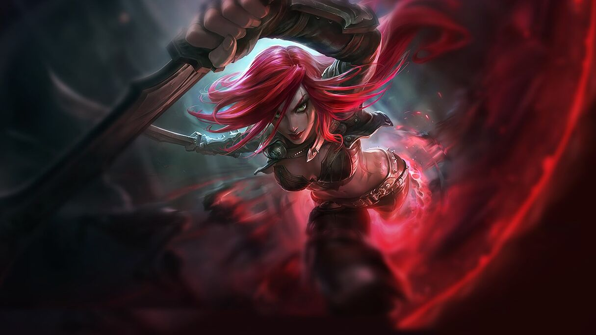 Katarina OriginalCentered