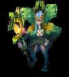 LeBlanc Coven (Emerald)