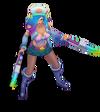 Miss Fortune Arcade (K.O.)