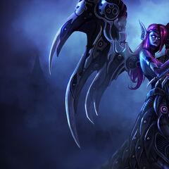 1.ª Morgana Dama de Espadas