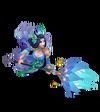 Nami SplendidStaff (Aquamarine)