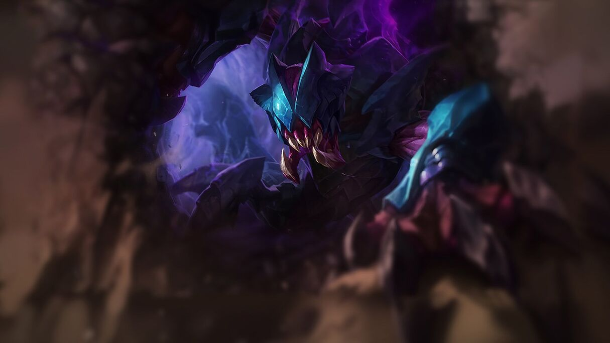 Rek'Sai OriginalCentered