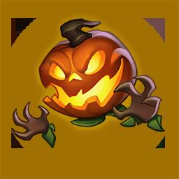 Spook o' Lantern Emote