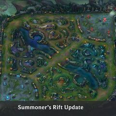 Summoner's Rift Update Concept 45 (by Riot Artist <a rel=
