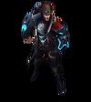 Twisted Fate Pulsefire (Chrono)