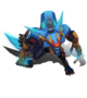 Warwick PROJECT (Aquamarine)