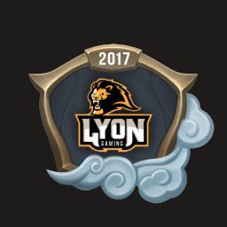 Worlds 2017 Lyon Gaming Emote
