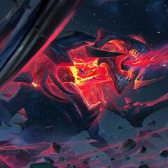 Dark Star Cho'Gath Splash Concept 3 (by Riot Artist <a href=