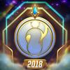 Ikona Upamiętniająca Mistrzostwa 2018