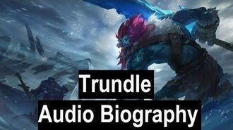 Noxxarian Trundle Audio Biography