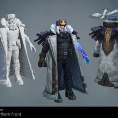 Northern Front Swain Update Model 1 (by Riot Artists <a href=