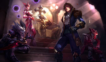 Twisted Fate Herzbube-Twisted Fate S alt3