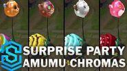 Überraschungsparty-Amumu - Chroma-Spotlight