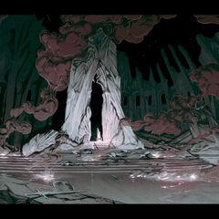 Visions of Demacia 5 (by Riot Artist Elena 'Hellstern' Bespalova)