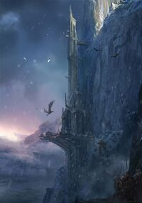 Freljord Ruined Fortress Of The Iceborn