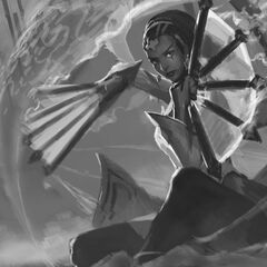 Traditional Karma Update Splash Concept 4 (by Riot Artist <a href=