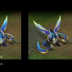Championship Kha'Zix Chroma Concept (by Riot Artist <a rel=