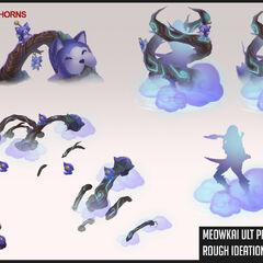 Meowkai Ability Concept 4 (by Riot Artist <a href=