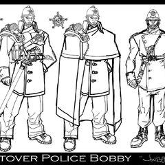 Piltover Bobby Concept (by Riot Artist <a rel=