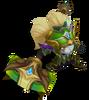 Poppy BattleRegalia (Emerald)