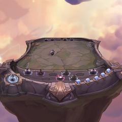 Concepto del diseño del mapa