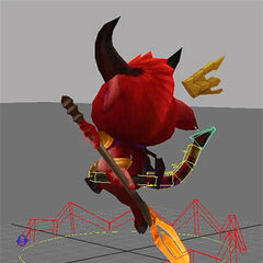 Little Devil Teemo Model 2