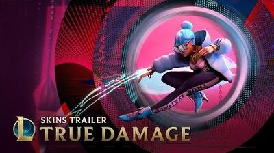 True Damage 2019 Breakout Official Skins Trailer - League of Legends