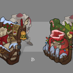 Santa Braum Concept 3 (by Riot Artist <a href=