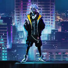 True Damage Ekko Concept 7 (by Riot Artist <a href=